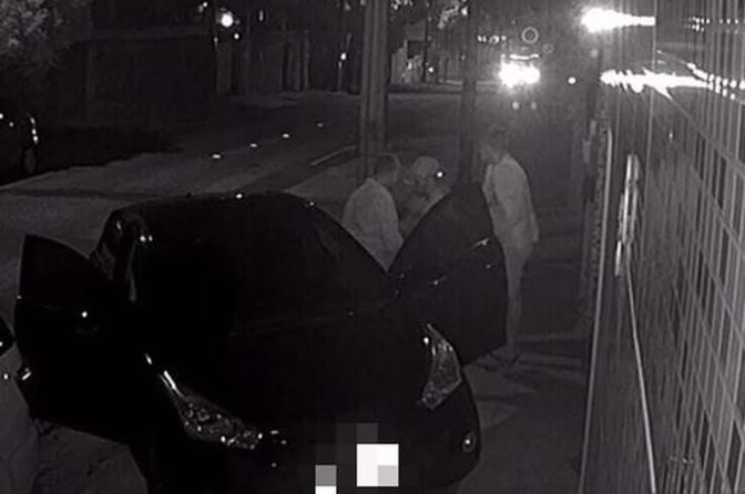 Delegado tem arma e carro roubados na porta de casa; veja vídeo