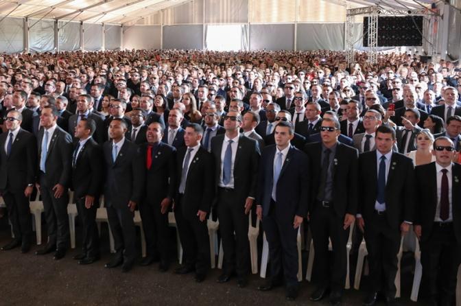 Veja a lista dos delegados da Polícia Federal nomeados após habilitação em concurso público
