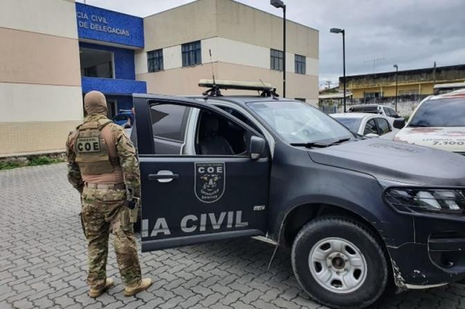 Capitão da PM é designadopara chefia do Departamento de Inteligência da Polícia Civil da Bahia!