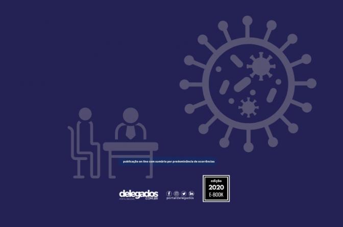 Interrogatório em tempo de Coronavírus! Aplicação prática!