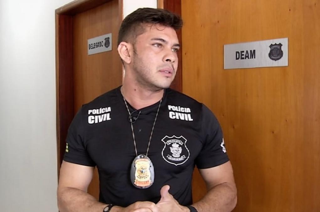Delegado de Goiás reforma delegacia com dinheiro do próprio bolso! Gastou R$ 12 mil