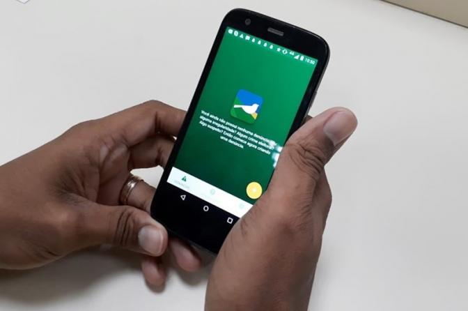 Faça o download de aplicativos para as Eleições 2018