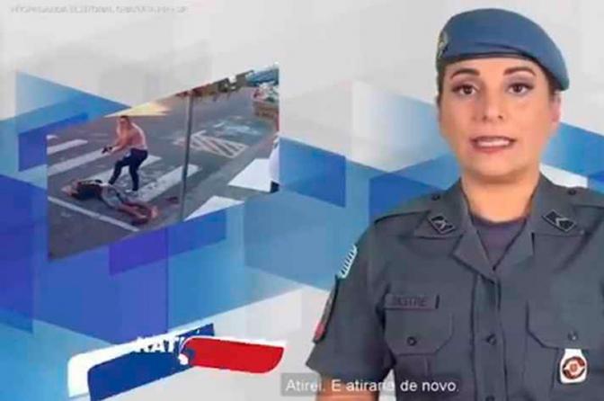 Policial que matou ladrão é eleita deputada em São Paulo