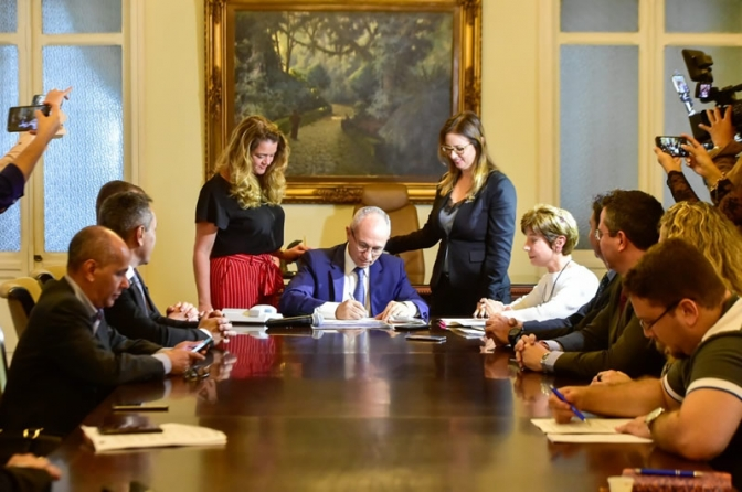 Governador do ES autoriza concurso para delegado de polícia!