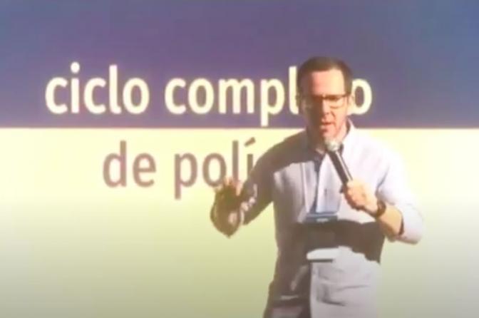 'Circo completo', unificação das polícias e o fim do delegado e inquérito! Vídeo da palestra de Bruno Zampier
