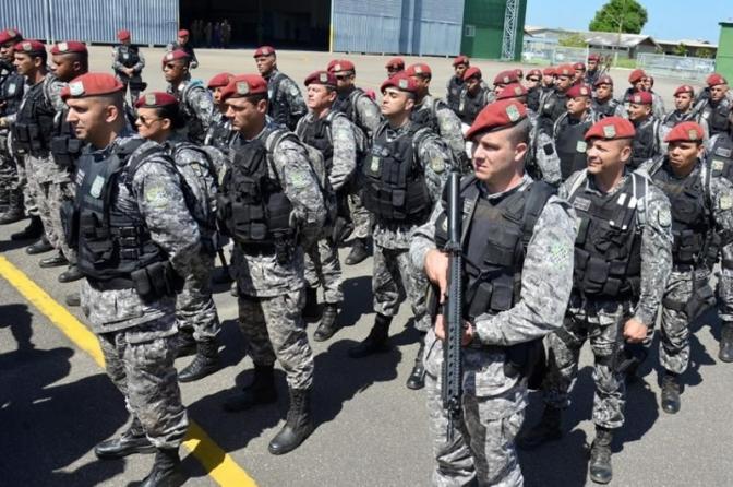 Governo Federal fará megacompra de 106 mil armas para Força Nacional e policiais