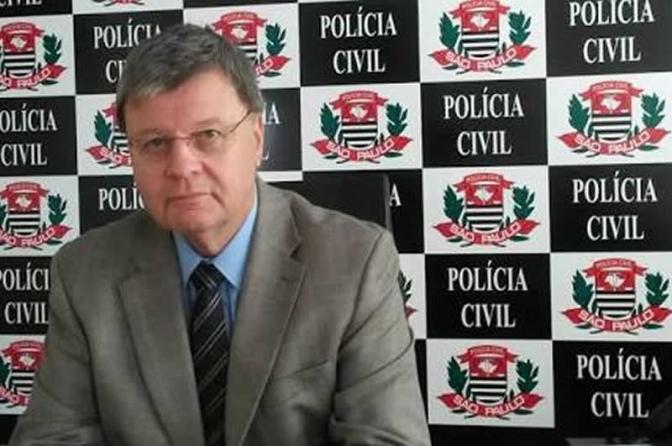 Paulo Bicudo é o novo delegado geral de São Paulo