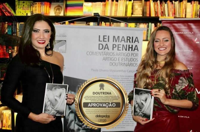 Raquel Gallinati e Jacqueline Valadares têm obra selecionada pelo STJ como referência doutrinária para juízes de todo o Brasil