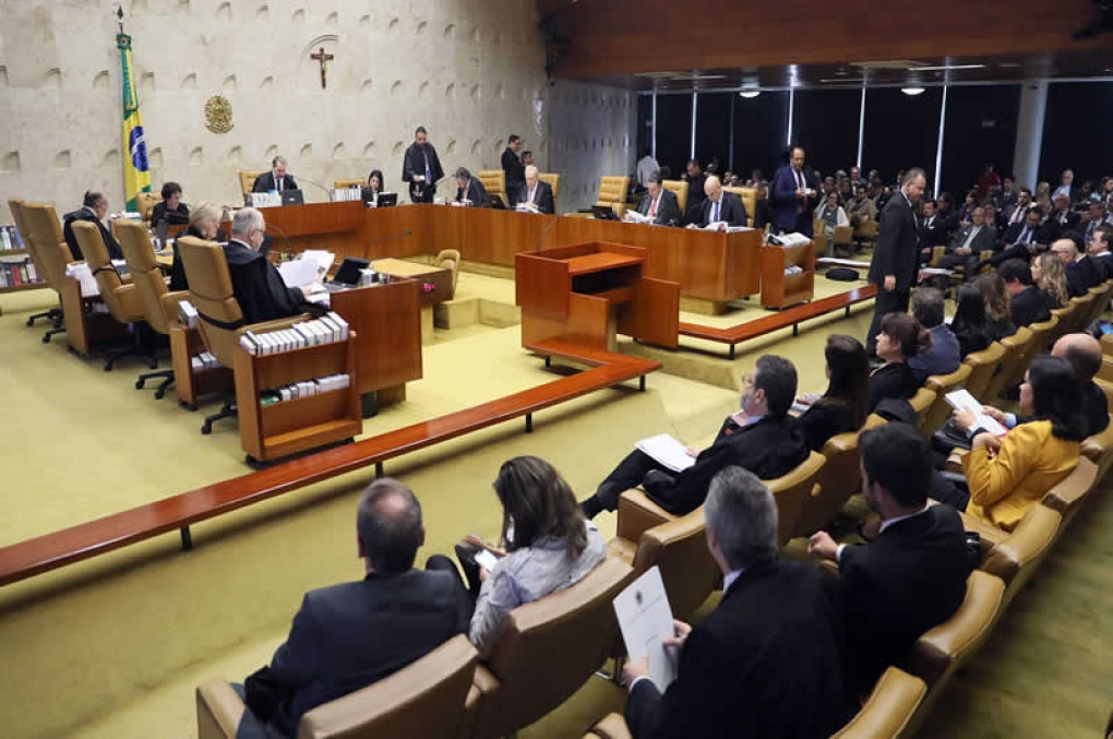 """Retirar casos penais das turmas do STF é """"mudança bem-vinda"""", dizem delegados da PF"""
