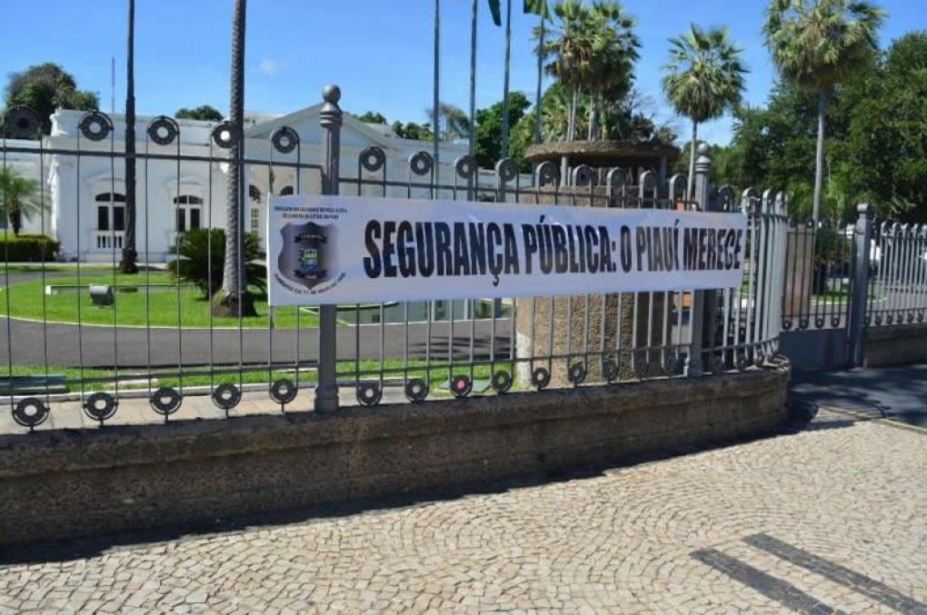 Sindicato dos Delegados vai realizar nova paralisação em todo Piauí