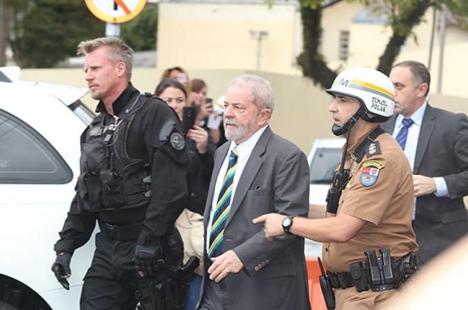Polícia Federal começa a preparar prisão de Lula