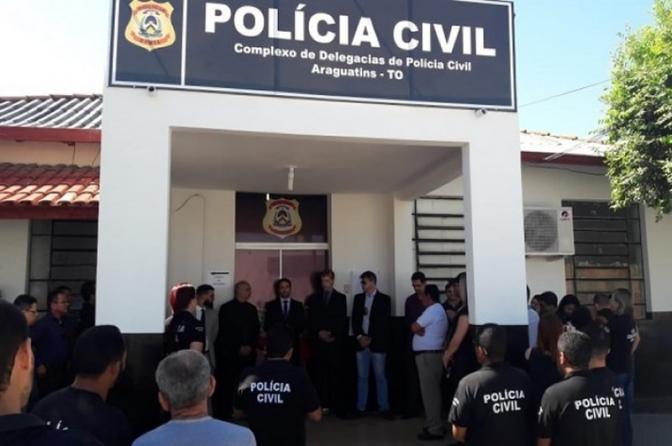 Juiz determina reintegração dos 12 delegados regionais exonerados no Tocantins