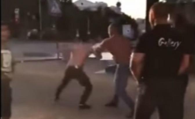 Campeão mundial de levantamento de peso é morto em briga de rua; veja o vídeo