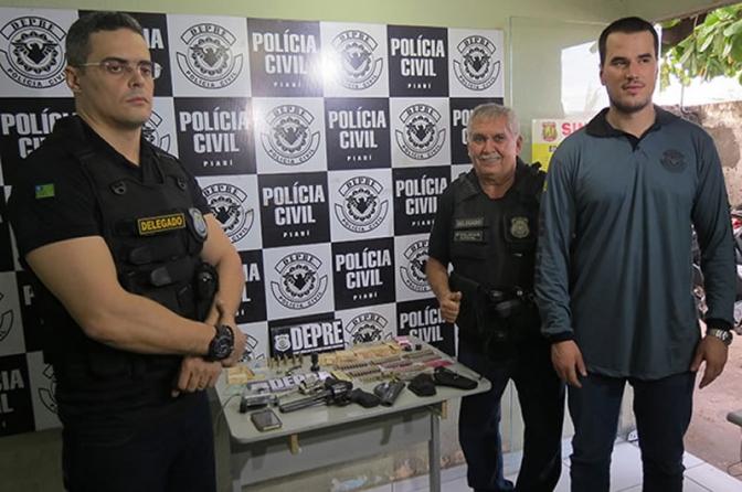 Operação prende advogado e DJs com 500 comprimidos de ecstasy em festa de Teresina