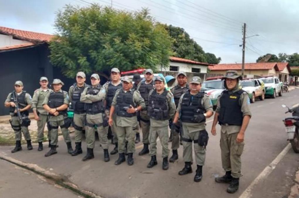 Agora pode? Polícia Militar cumpre 11 mandados de busca e apreensão no PI