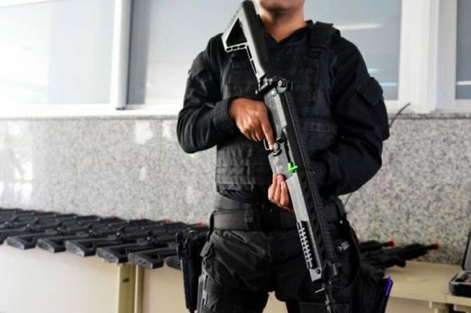 RS terá unidade policial permanente inspirada na Força Nacional
