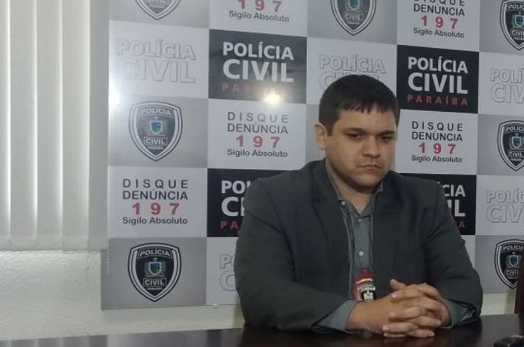 Delegado Lucas Sá esclarece que sigilo garante eficiência nas investigações