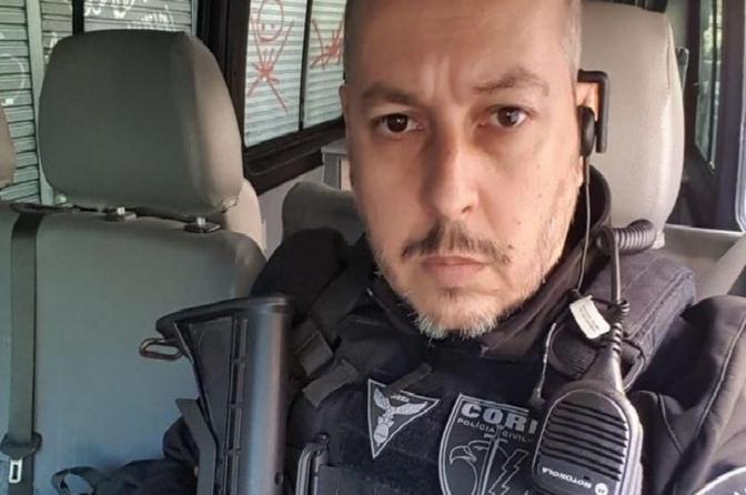 Policial civil morto em operação tinha 8 anos de corporação e deixa mãe de cama, vítima de AVC