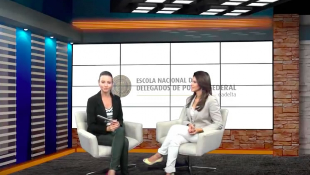 Delegada Federal há 10 anos, Andréa Assunção comenta os desafios da carreira