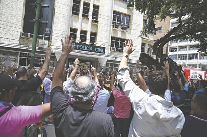 Policiais Civis do Ceará migram para outros estados em busca de melhores salários