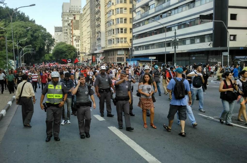 Paulistas não merecem possuir policiais com um dos piores 'salários' do Brasil!