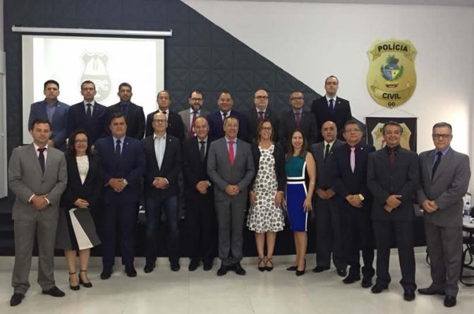 52ª Reunião do Conselho Nacional dos Chefes de Polícia aprova 10 Resoluções