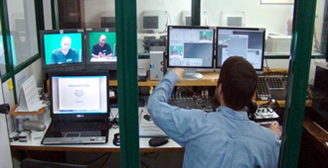 Degravação de mídia audiovisual como prova perfeita. As perguntas feitas na solicitação