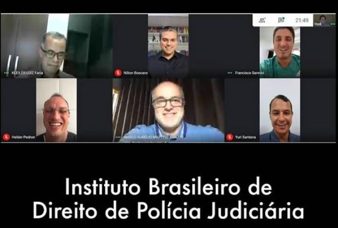 Instituto Brasileiro de Direito de Polícia Judiciária apresenta síntese do Estatuto!