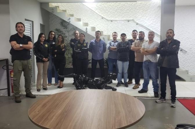 Departamento de Repressão à Corrupção e ao Crime Organizado da PCMS completa 1 ano com resultados expressivos