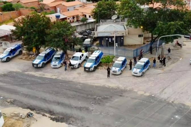 Quadrilha de furtos em propriedades rurais é desarticulada no interior da Bahia