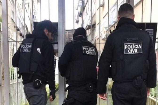 Megaoperação em todo o Brasil prende 1029 suspeitos de homicídios e feminicídios