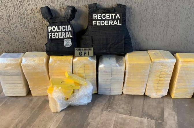 Polícia Federal sequestra R$ 400 mi em bens do narcotráfico na maior operação do tipo no ano