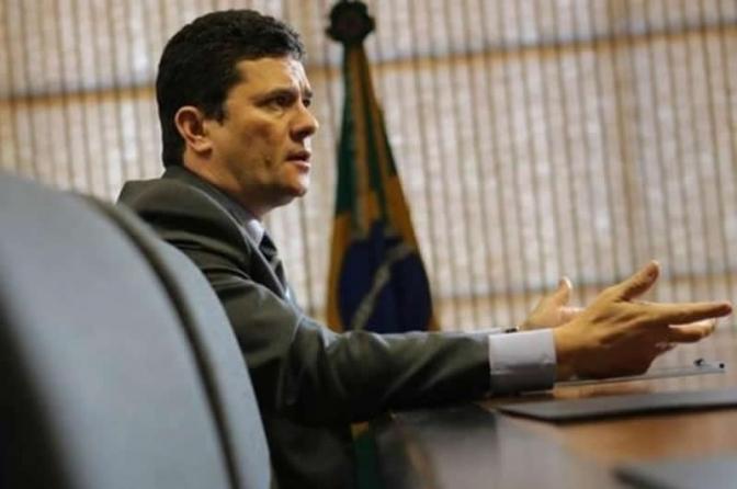 """Sergio Moro defende """"fortalecimento"""" das polícias judiciárias em todo o Brasil"""