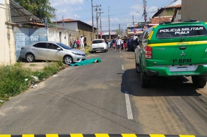 Policial Civil do Maranhão reage a assalto contra três bandidos e, em legítima defesa, mata um em Teresina
