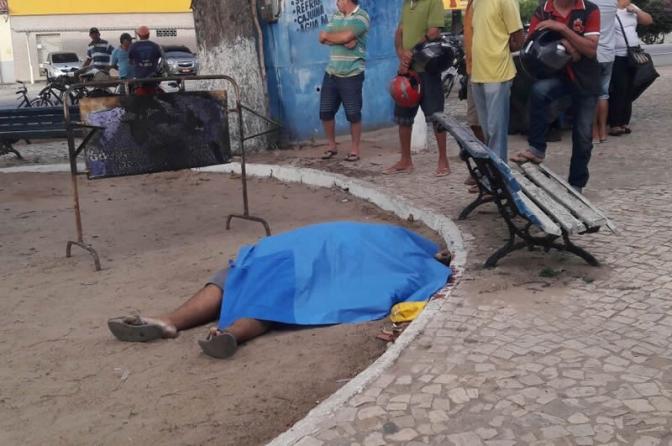 """Reportagem da """"Isto É"""" aponta Fortaleza como a capital mais violenta do Brasil"""