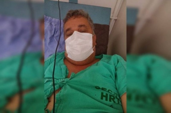 Juiz manda policial do DF internado com Covid participar de audiência