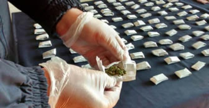 Checklist com 21 atos para autuação em flagrante no tráfico de drogas