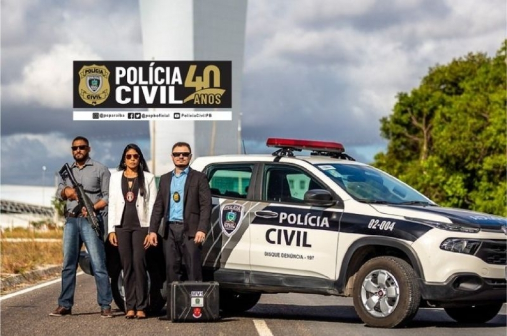 Publicado no Diário Oficial o edital do concurso da Polícia Civil da Paraíba com 1.400 vagas!