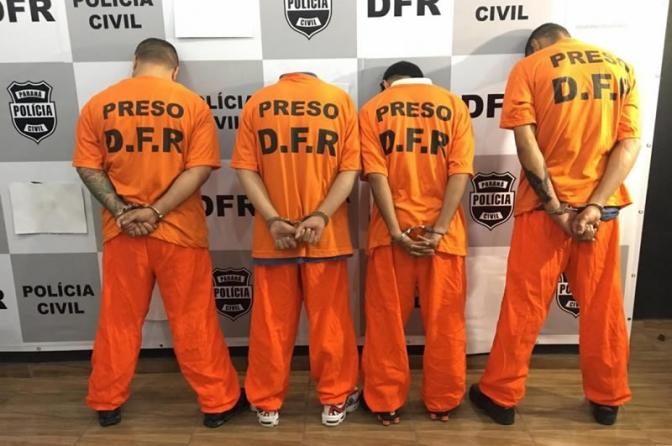 A autuação em flagrante do crime de associação criminosa