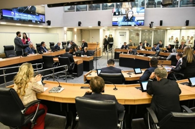 Segurança Pública recebe moção de aplausos da ALPB