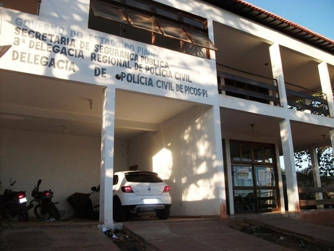 Sem combustível delegacia no Piauí deixa de solucionar crimes, diz delegado