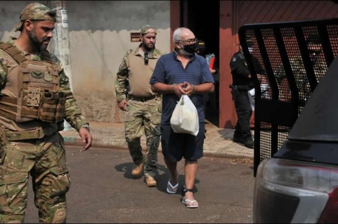 Omertà: acusado de integrar milícia, policial federal é solto em Campo Grande