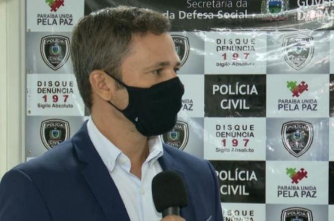 Comissão prevê edital entre 30 e 60 dias para o concurso da Polícia Civil da PB