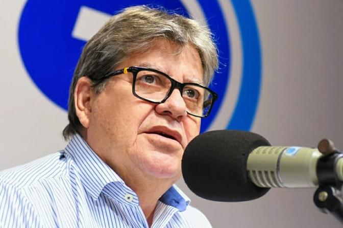 Governador Azevêdo anuncia redução de 22% nos homicídios em 10meses na Paraíba
