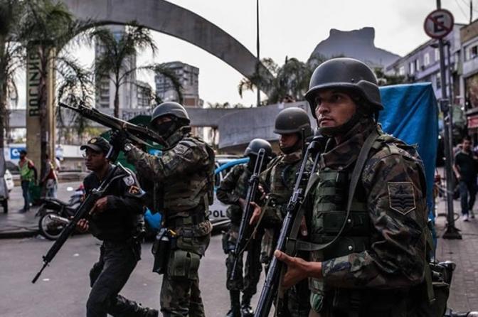 Considerações sobre a Lei 13.491/17. Competência da Justiça Militar