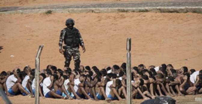 STF decide que Estado deve indenizar presos por más condições em cadeias