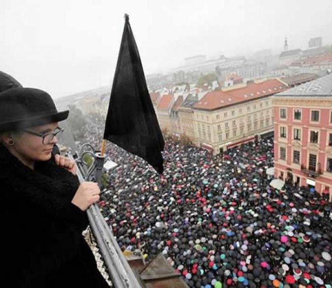 No Dia da Mulher, 51 países terão uma 'greve geral feminina'