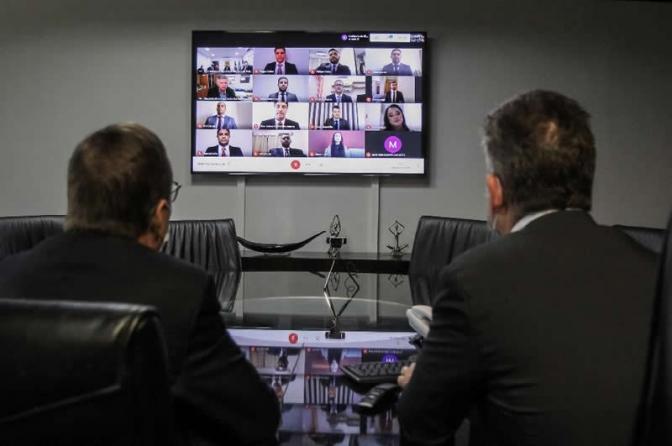 Polícia Civil de Mato Grosso empossa 27 novos delegados em cerimônia virtual