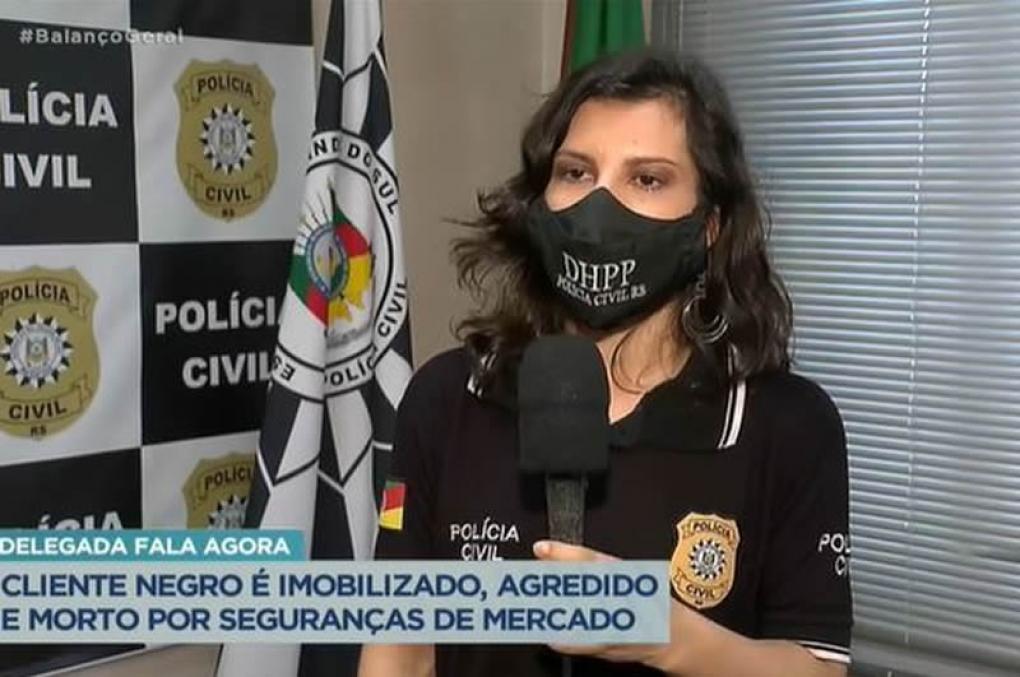 'Jamais se justificaria', diz delegada sobre morte brutal de João Alberto no Carrefour