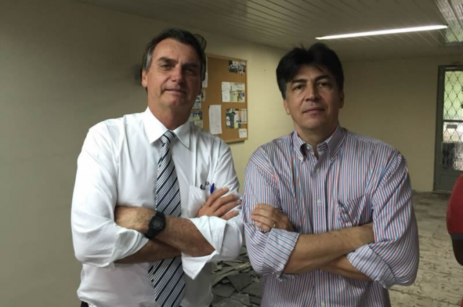 Onda Bolsonaro elege três delegados da PF para a Câmara